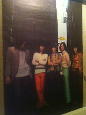 ROLLING STONES vintage poster Copyright 1969     THE VISUAL THING