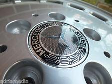 Mercedes Radzierdeckel Raddeckel ROYALSCHWARZ  Deckel W201 W124 190 190D 190E
