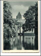 Strassburg Alsazia AK carte postale del 1940/45 pflanzbad vecchia AK
