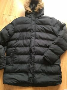 Mens Tog 24 Caliber Long Insulated Jacket - Black - Size XL