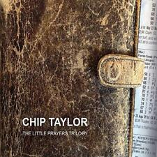 Chip Taylor - The Little Prayers Trilogy (NEW 3CD)