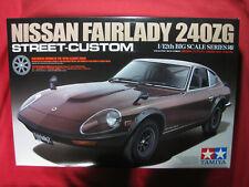 1971 Nissan Fairlady 240zg Street Custom 1/12 Tamiya Kit RARE Japan Datsun 12051