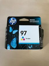 HP 97 Tricolor Ink Cartridge - New In Box