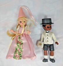 Collection MADAME ALEXANDER DOLLS RING BEARER RAPUNZEL Doll MCDONALD'S McDs