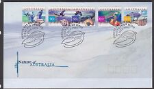 Australia 1999 The Nature of Australia FDC (Hervey Bay QLD 4655)