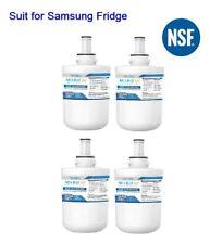 4X SAMSUNG Aqua-Pure Plus DA29-00003F Fridge Water Filter Replacement Cartridge