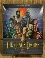 Rare! Vintage! - The Chaos Engine PC Big Box Collectors Video Game