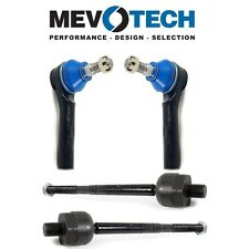For Ford Explorer Front Inner & Outer Tie Rod Ends KIT Mevotech MES3667 MEV317