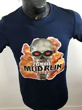 Vintage T-Shirt MENS Size Small Zombie Mud Run Canada