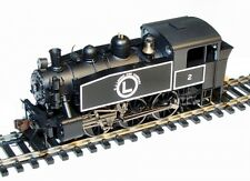 Rivarossi S-100 0-6-0 E.J. Lavino DCC Ready HO Scale Locomotive HR2524