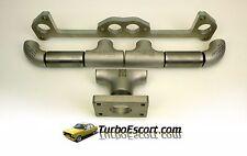 Ford Kent Crossflow Cross Flow 304SS Turbo Manifold KIT - Cortina Escort Mk1 Mk2