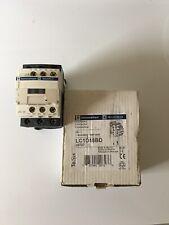 Telemexanique Contactor LC1D18BD. 24v