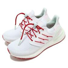 adidas UltraBOOST 20 Chinese Valentines Day White Red Men Women Unisex H01421