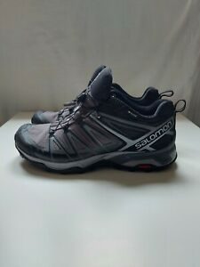 SALOMON X Ultra 3 GTX Mens Walking Shoes SIZE UK 9,5 (EURO 44)