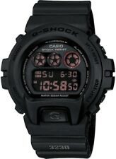 BRAND NEW CASIO G-SHOCK DW6900MS-1 BLACK DIGITAL MILITARY WATCH NWT!!!