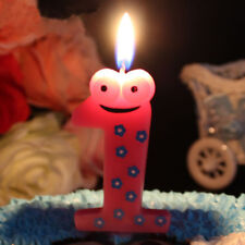 Creative Non-smoking Digital Candle Baby Birthday Party Cake Cartoon Frog