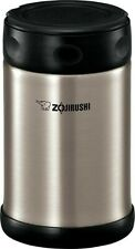Zojirushi Stainless Steel Food Jar 25 oz. / 0.75 Liter Black