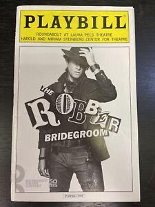 ROBBER BRIDEGROOM Mar 2016 Broadway Playbill! STEVEN PASQUALE, Leslie Kritzer +!