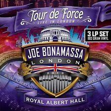 Tour De Force-Royal Albert Hall - 3 DISC SET - Joe Bonamassa (2014, Vinyl NEUF)