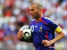 Zinedine Zidane A4 Photo 10