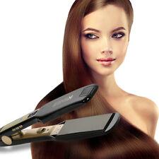 KIPOZI Lisseur Cheveux Professionnel Fer à Lisser à Larges Plaques Ecran LCD