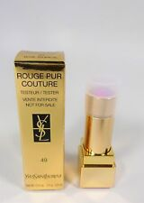 Yves Saint Laurent Rouge Pur Couture Lipstick Rose Tropical #49 / 3.8 ml *Tst*