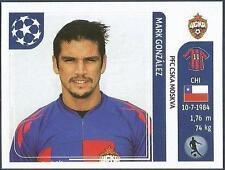 PANINI UEFA CHAMPIONS LEAGUE 2011-12- #102-CSKA MOSCOW-MARK GONZALEZ
