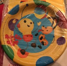 Rolie Polie Olie Party Plates Mylar Balloon Napkins Thank You Notes