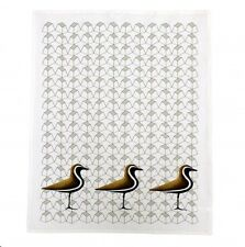 Golden Plower Tea Towel from Iceland, NEW