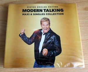 """3CD """"Maxi & Singles Collection (Dieter Bohlen Edition)"""" ++ NEU ++ OVP +++"""