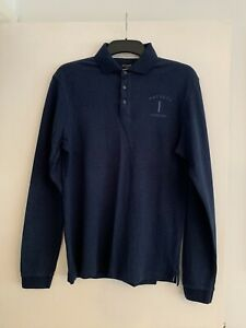 Hackett Mens Polo Top - Medium
