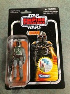 Star Wars The Empire Strikes Back BOBA FETT VC09 New The Vintage Collection 2010