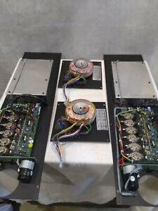 Pair Meridian DSP5000  Digital & Amplifier Boards w/ Transformers