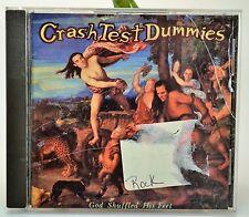 Crash Test Dummies God Shuffled His Feet Music CD Arista 1993