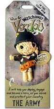 """Watchover VOODOO DOLL Keychain, THE ARMY, In The Army Now, 3"""" Tall"""