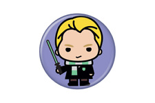 Harry Potter Draco Malfoy Pin Button