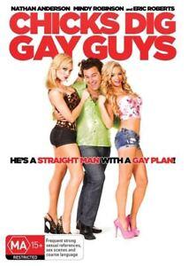 Chicks Dig Gay Guys (DVD, 2013)