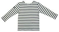 Iconic Breton Top (Mariniere) for boys/girls,designed in Brittany NEW - Size: 6Y