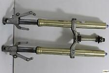 98-99 YAMAHA YZF R1 FRONT FORK SHOCK SUSPENSION FORKS LEFT RIGHT TRIPLE YZFR1 OE