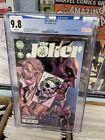 Joker #2 CGC 9.8 - 1st App Vengeance - March Cover - Bane's Daughter - 2021
