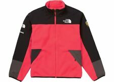 Supreme The North Face RTG Fleece Jacket Bright Red XL IN HAND