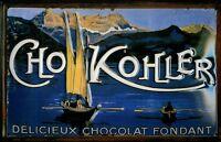 Cho Kohler Segler Blechschild Schild Blech Metall Metal Tin Sign 20 x 30 cm