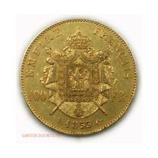 Napoléon III, 100 Francs or 1855 A, lartdesgents.fr Avignon (FR2) golmtp035