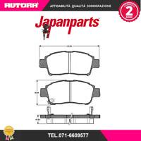 PA281AF Kit pastiglie freno a disco ant Toyota (MARCA JAPANPARTS)