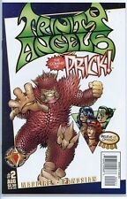 Trinity Angels 1997 series # 2 near mint comic book