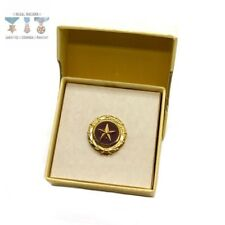 KILLED IN ACTION GOLD STAR PIN NEXT OF KIN PURPLE HEART FAMILY BOX ORIGINAL 1947