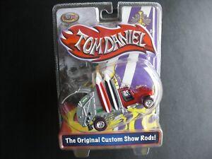 Rare Tom Daniel Surfin Garbage Trash Truck Iron Legends Toy Zone 1:43 Free S/H
