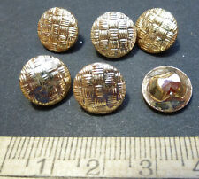 Metal, Other Collectable Vintage Sewing Buttons (1900-1980)