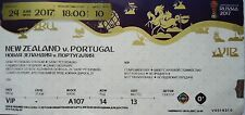 VIP TICKET Confed Cup 24.6.2017 Neuseeland - Portugal # Match 10