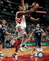 Luther Head signed 8x10 photo PSA/DNA Houston Rockets Autographed